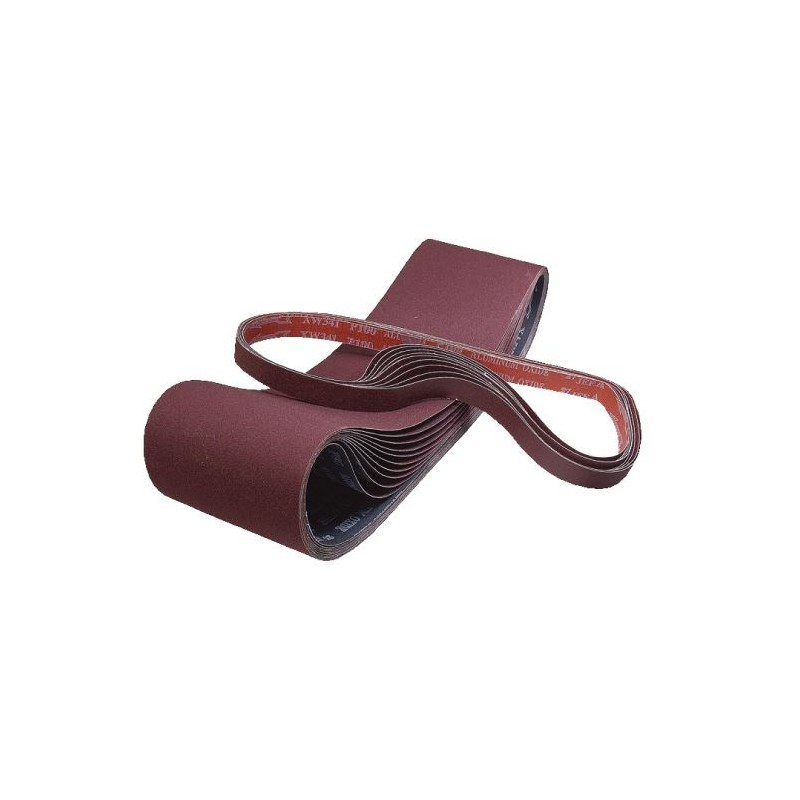 Abrasive Strip Cloth, backed 100x914 mm for 233A, JSG-64