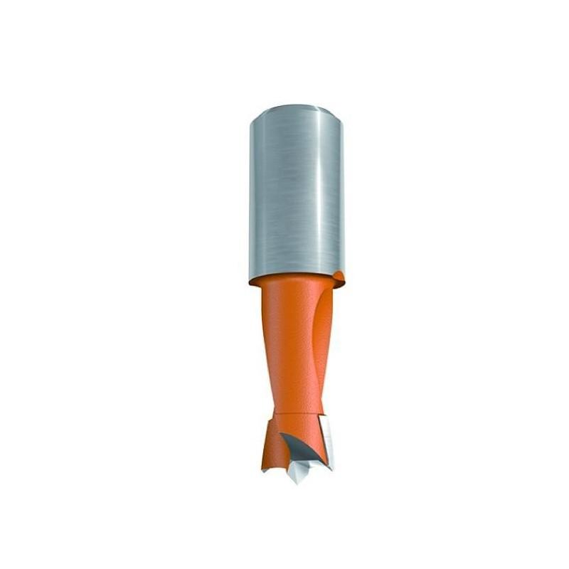 Dowel Drill 393 S10 L38,5 HW - D8x18 S10x20 L38,5 LH