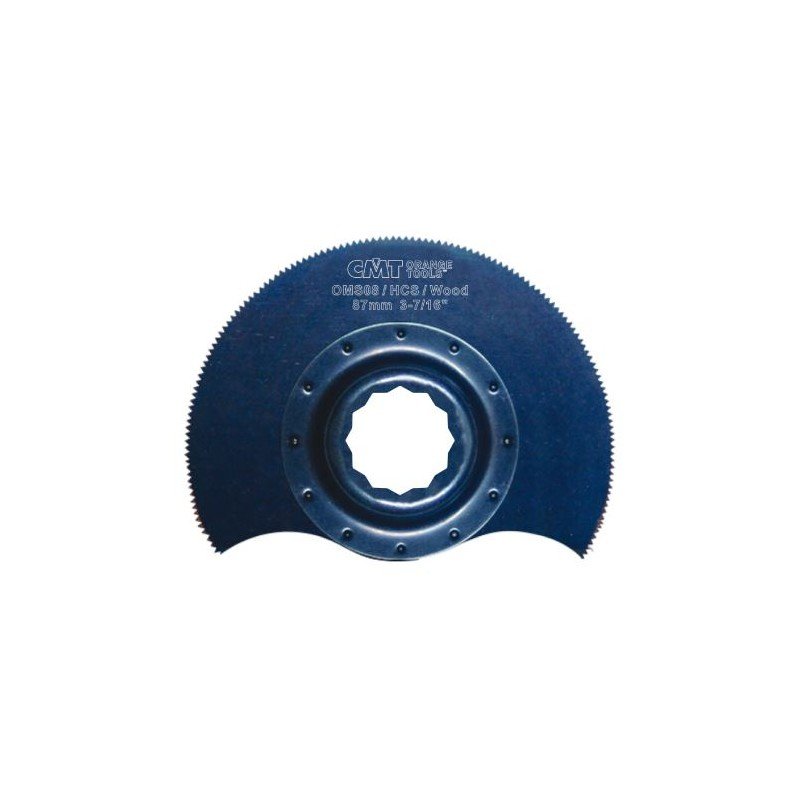 CMT Plunge and Flush Saw Blade HCS, for wood - 87 mm, for Fein, Festool