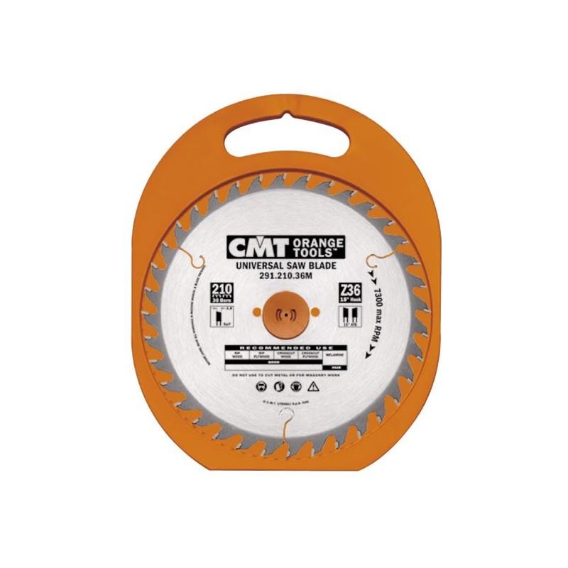 CMT Plastic Saw Blade Case max D300 mm