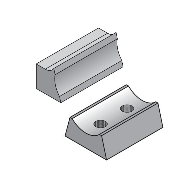 CMT Wedge - for Type B 53x11x9,5 mm