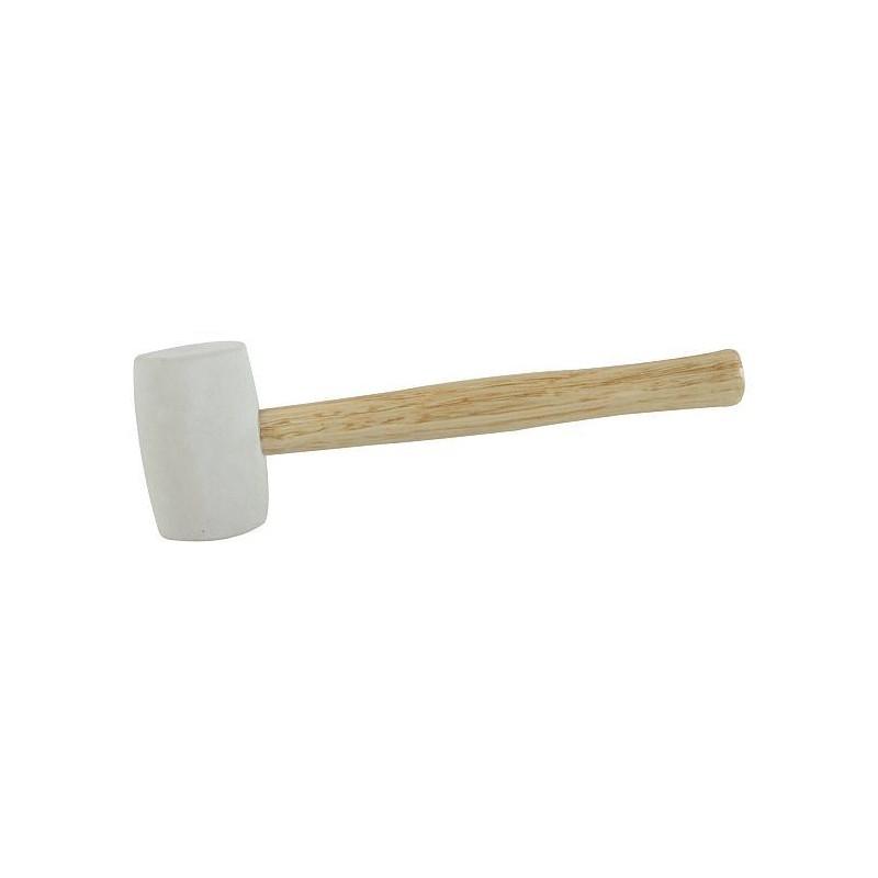 White Rubber Mallet, 700 g
