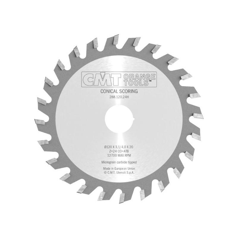 CMT Conical Scoring Blade