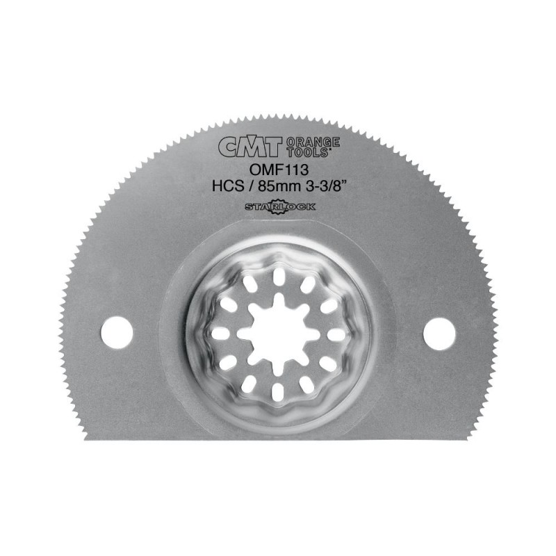 CMT Starlock Radial Saw Blade HCS for Soft Materials