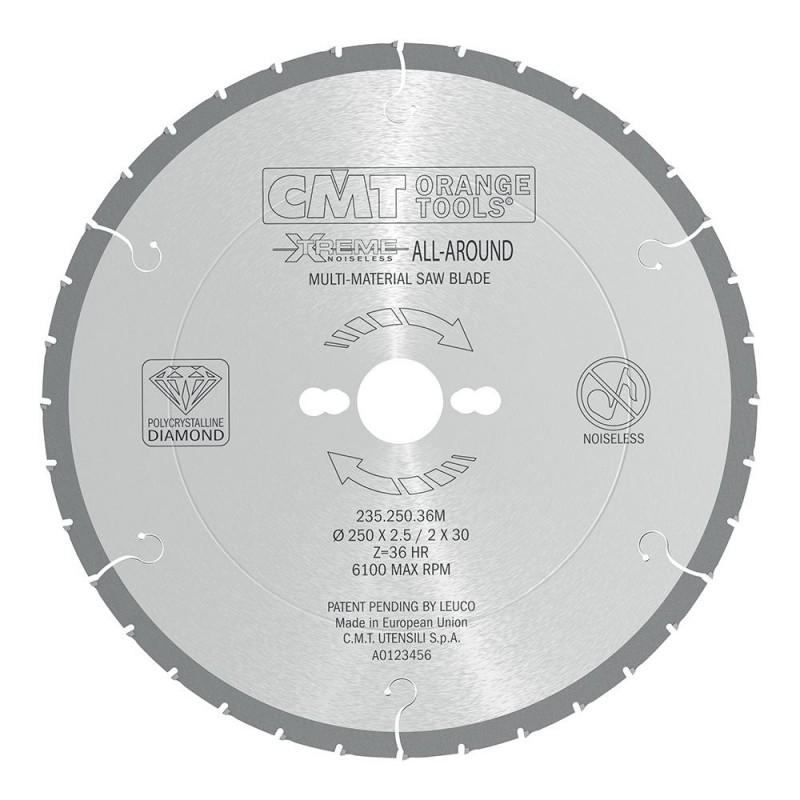 CMT Xtreme Diamond Multi-Material Saw Blade