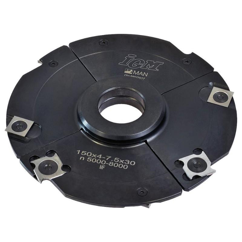 IGM F602 Adjustable Grooving Cutter Head MAN